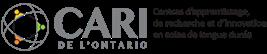 CARI de l'Ontario – Centres d'apprentissage, de recherche et d'innovation en soins de longue durée